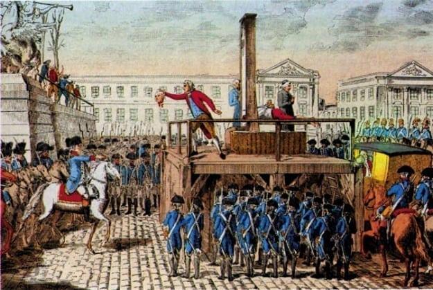 O que foi a Fase do Terror na Revolução Francesa?