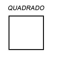 Figuras Geométricas: Quadrado