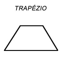 Figuras Geométricas: Trapézio
