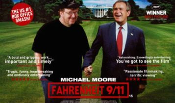 Filme de História: Fahrenheit 9/11