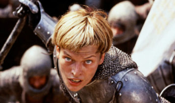 Filme de História: Joana D'Arc