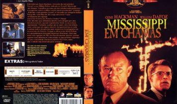 Filme de História: Mississipi em Chamas