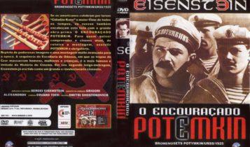 Filme de História: O Encouraçado Potemkin