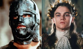 Filme de História: O Homem da Máscara de Ferro