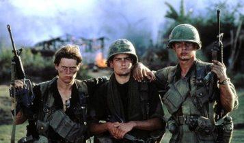 Filme de História: Platoon