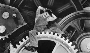 Filme de História: Tempos Modernos