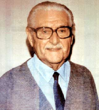 Juan Carlos Ceriani Gravier, considerado o criado do Futsal
