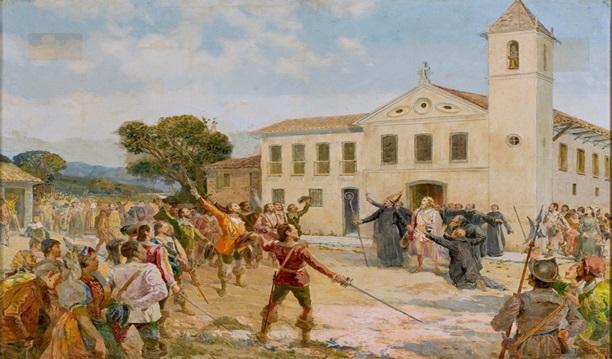 Invasões Francesas e Holandesas