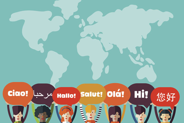 Você sabe quais são os 10 idiomas mais falados no mundo?
