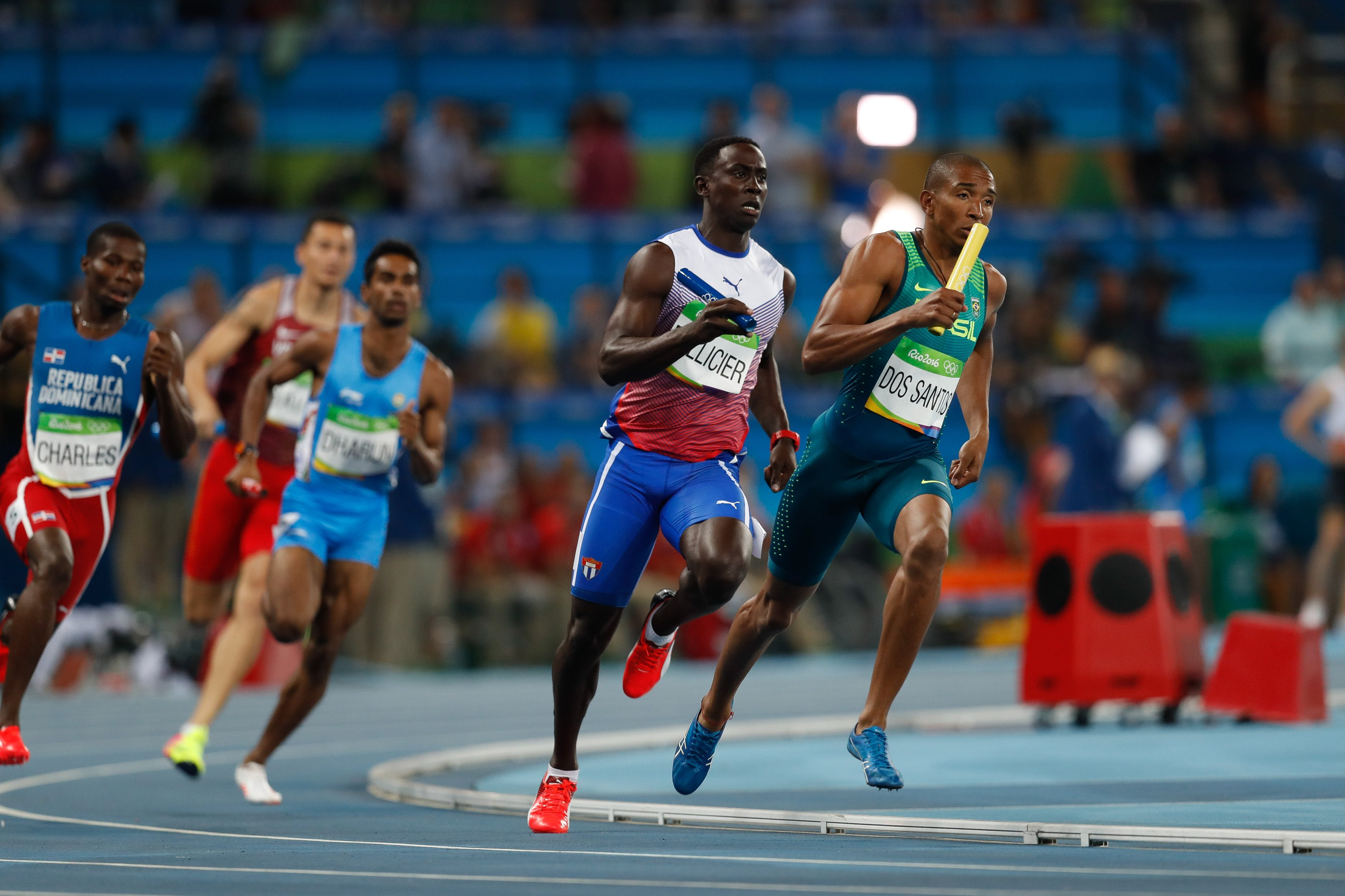 Atletismo: Corrida de pista