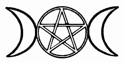 Símbolo da Wicca
