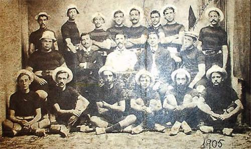 Time do Sport (1905)