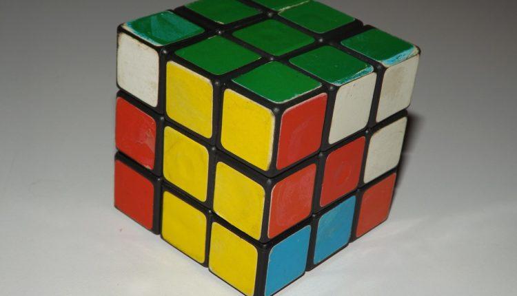 CuboCubo - Elementos do Cubo. Formulas de Área e Volume