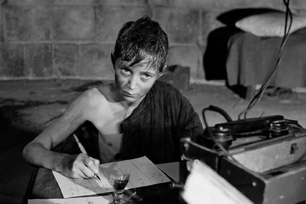 Filmes sobre a segunda guerra mundial: A Infância de Ivan