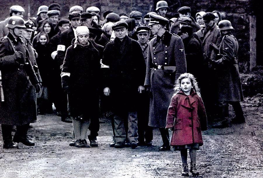 Filme sobre a segunda guerra mundial: A Lista de Schindler