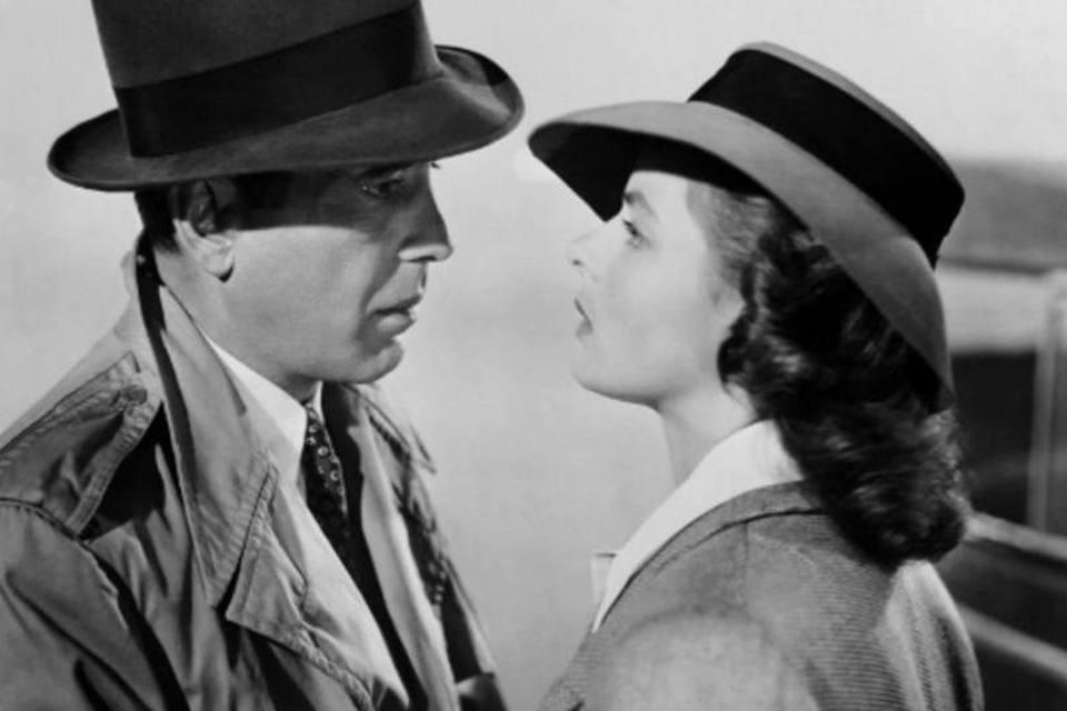 filme que relata a segunda guerra mundial: Casablanca
