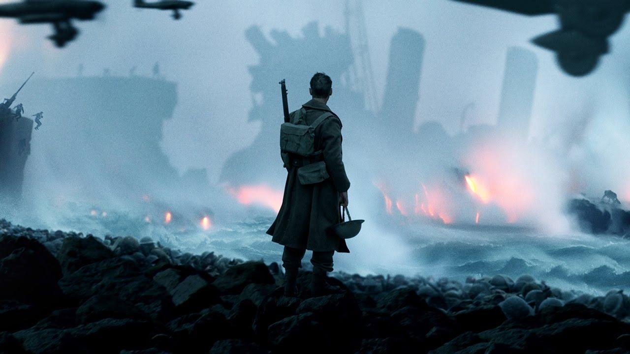 Filme sobre a segunda guerra mundial: Dunkirk