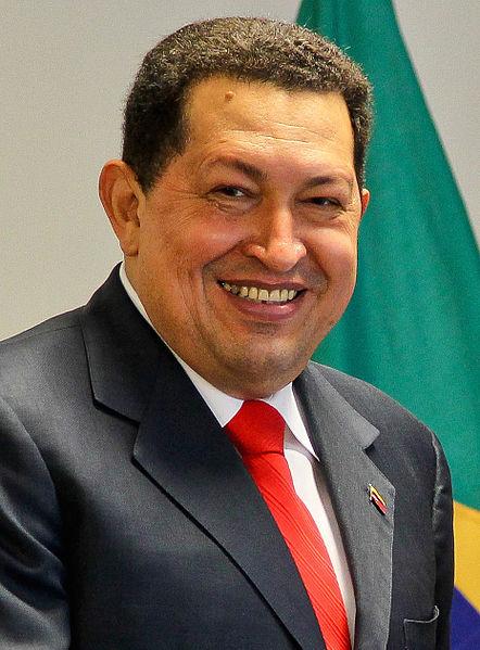 Hugo Rafael Chávez Frias - Presidente da Venezuela