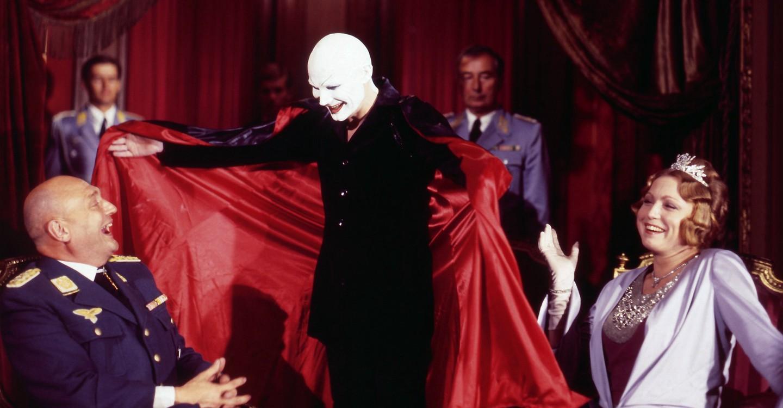 Filme sobre a segunda guerra mundial: Mephisto