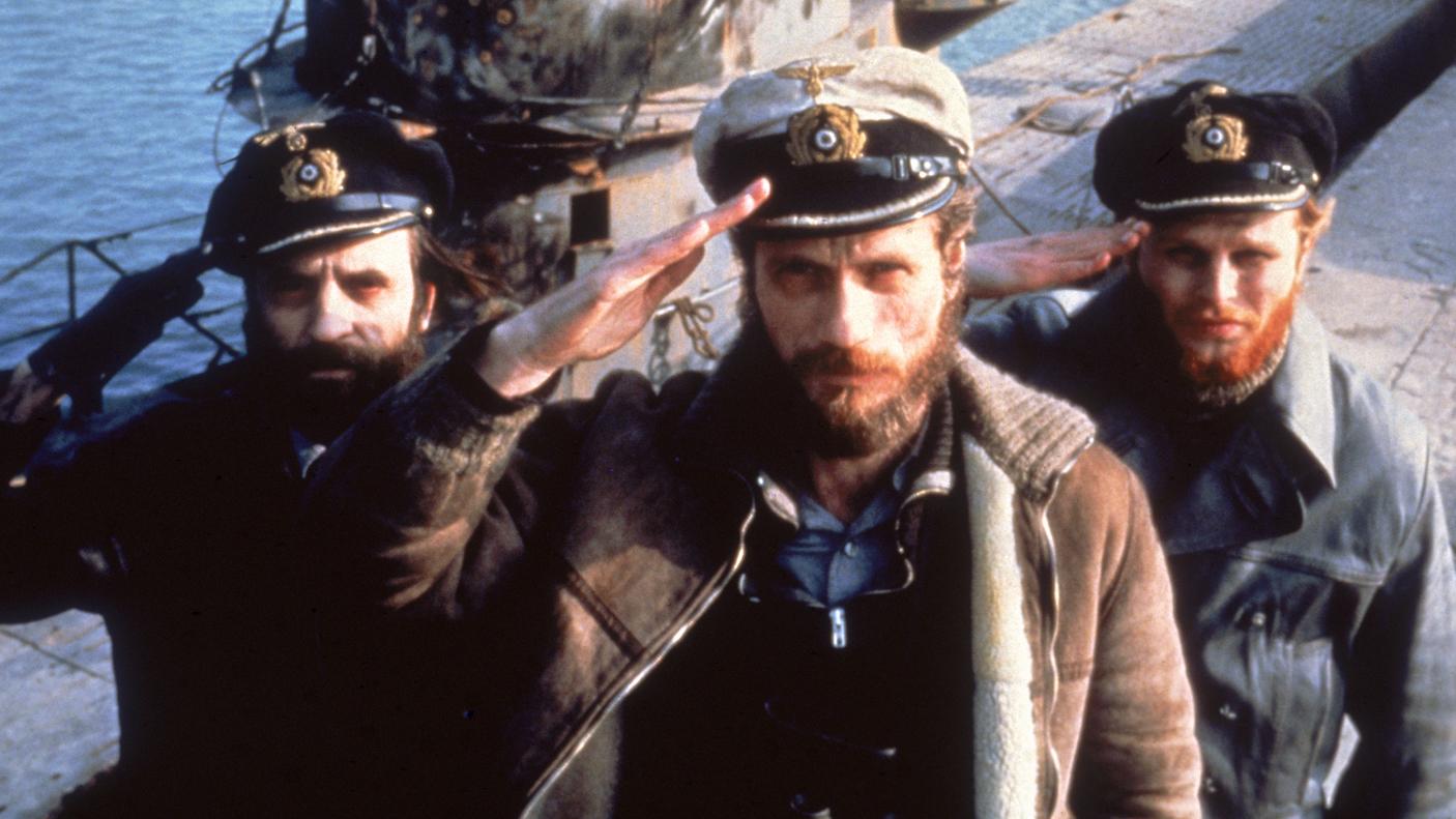 Filmes sobre a segunda guerra mundial: O Barco, Inferno no Mar