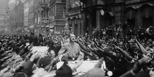 Filme sobre a segunda guerra mundial: O Triunfo da Vontade