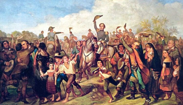Linha do tempo do Brasil Império - Primeiro e Segundo Reinado - Cronologia
