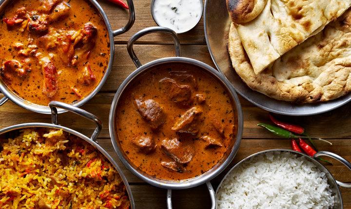 Comidas típicas indianas - temperos, ingredientes e pratos