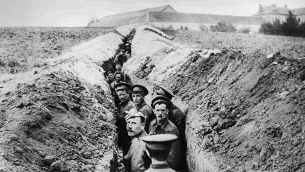 Os 29 melhores filmes sobre a Primeira Guerra Mundial