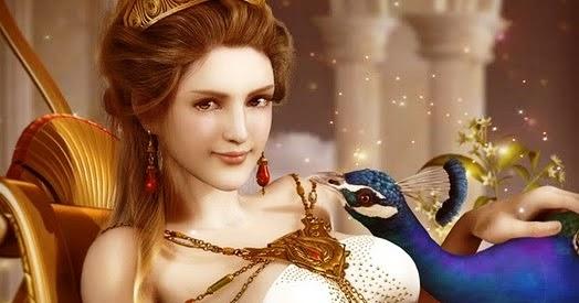 Hera - Deusa do casamento e nascimento na mitologia grega