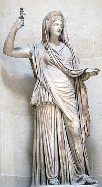 Escultura de Hera