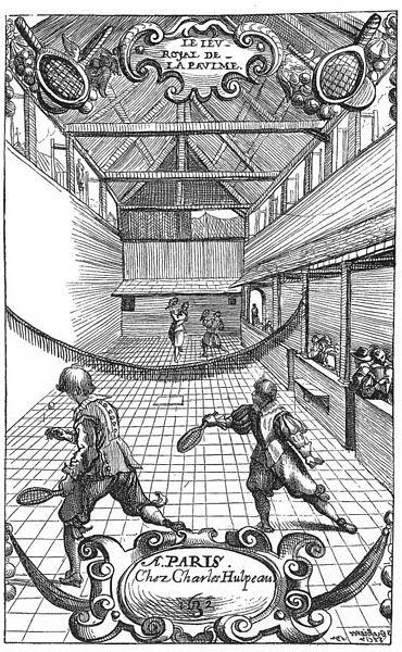 Jeu de paume de 1632