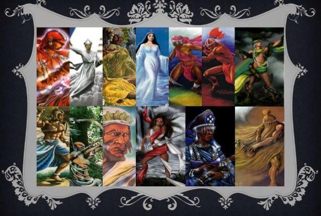 Mitologia Africana - Deuses, histórias e práticas