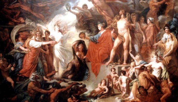 Mitologia Grega - O que é, lendas, mitos, deuses e seres mitológicos