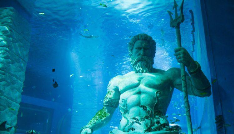 Poseidon - O deus do mar na Mitologia Grega