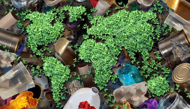 Projeto Lixo e Reciclagem na Escola