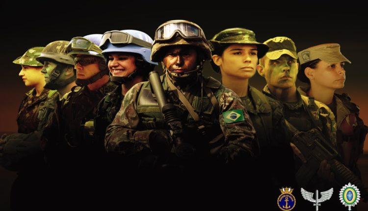 Tabela de salários dos militares das Forças Armadas