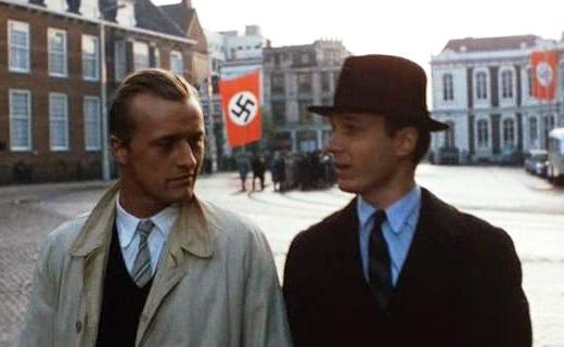 Um dos melhores filmes sobre a segunda guerra: Soldado Laranja