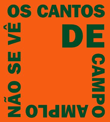 Poemas Visuais de difícil interpretação: Campo Amplo - Arnaldo Antunes