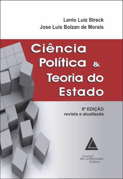 Livro - Ciência Política & Teoria do Estado