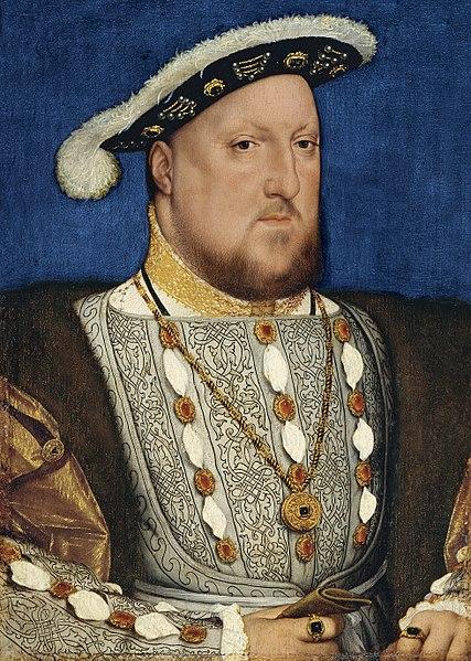Rei da Inglaterra - Henrique VIII