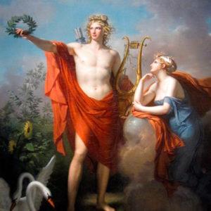 Apolo e o arco