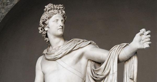 Apolo - Deus do sol, da juventude e da luz na mitologia grega