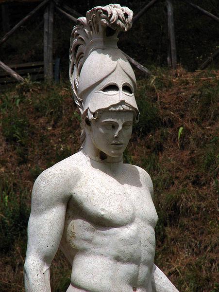 Escultura do Deus Ares