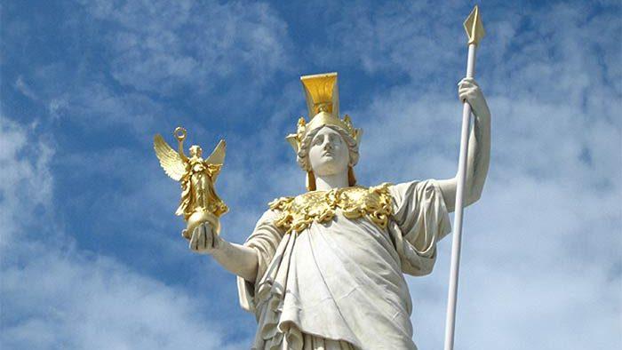 Atena - Deusa da Sabedoria