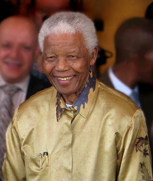 Presidente Nelson Mandela
