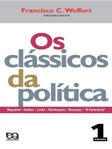 Livro - Os Clássicos da Política