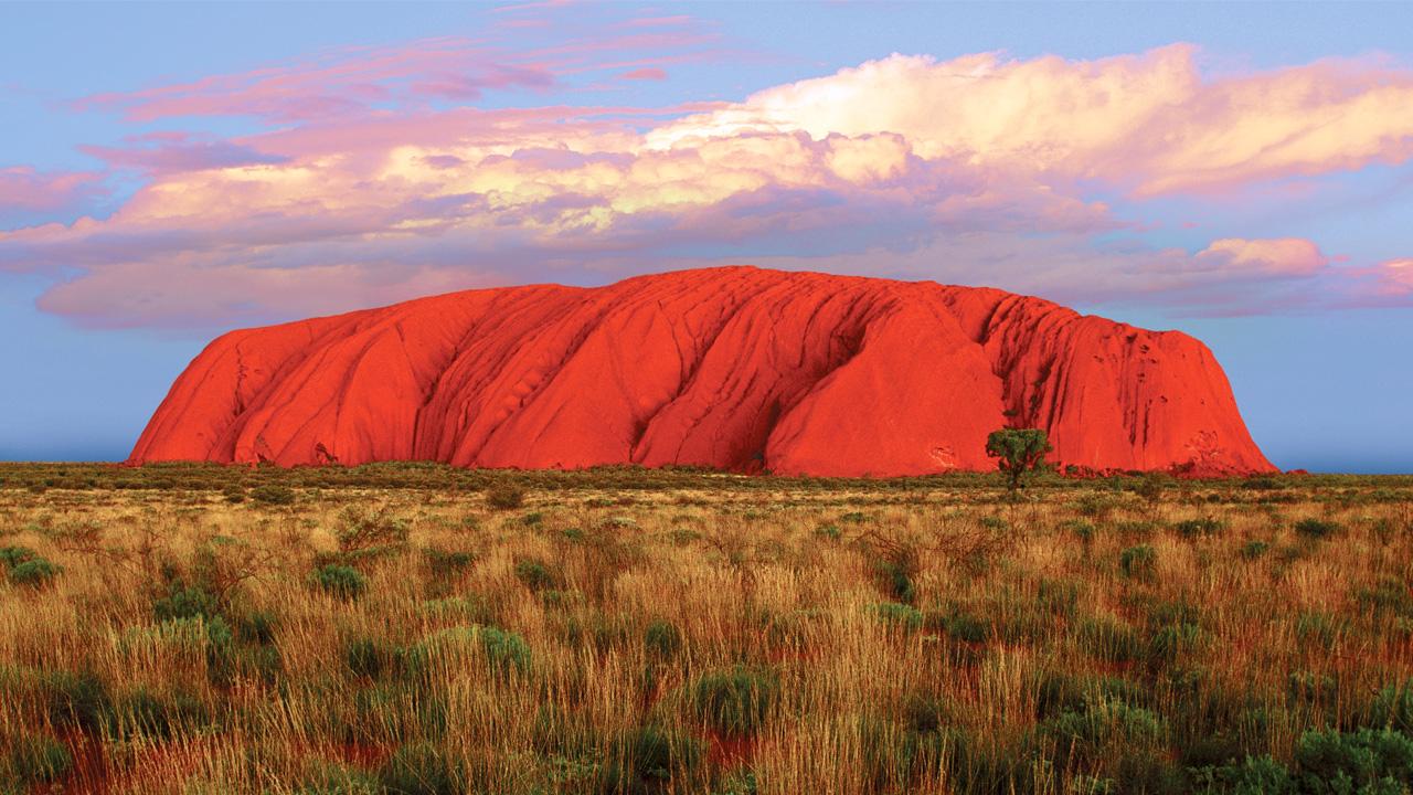 Foto de montanhas da Austrália: Outback Australiano