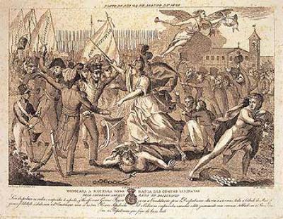 Foto da Revolução do Porto de 1820