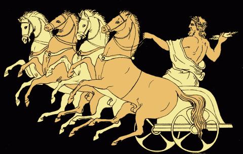 Carruagem de Zeus