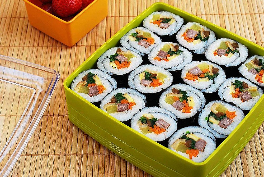 Sushi Coreano - Gimbap